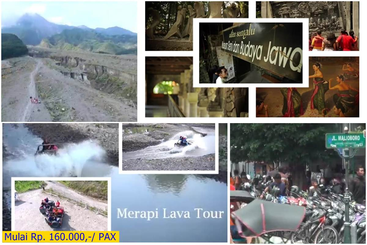 One Day Trip Sleman